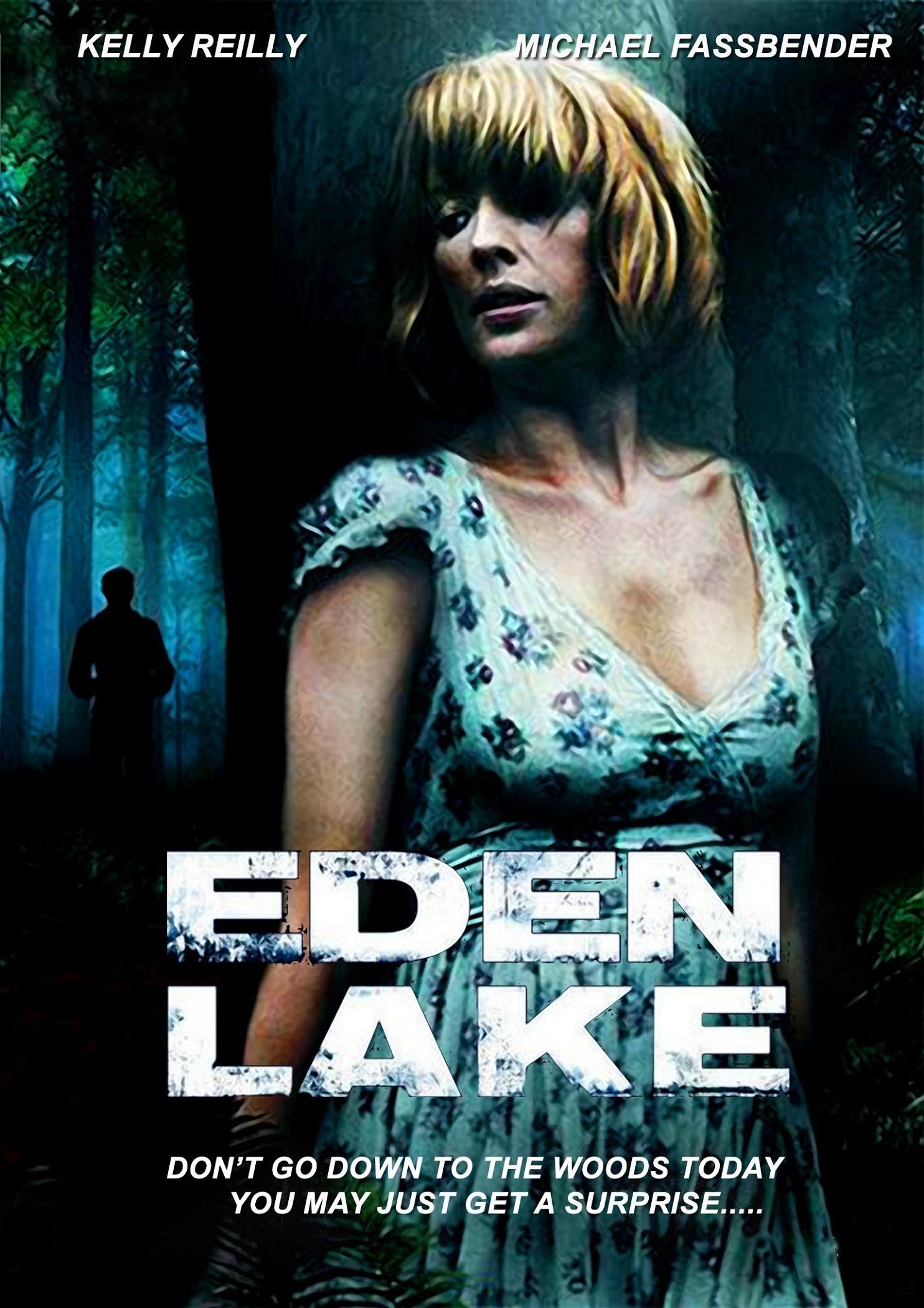 Risultati immagini per eden lake movie poster